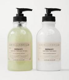 Iconic Collection Hand Wash and Body Lotion Set - Bergamot