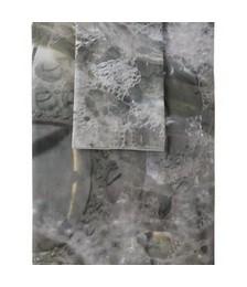 SSENSE Exclusive Grey Bubbles Linen Set, Queen