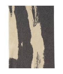 SSENSE Exclusive Beige & Black Wind Shore Towel