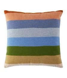 Multicolor Stripe Pillow