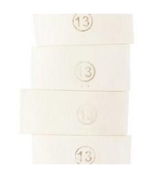 SSENSE Exclusive White Line 13 Napkin Holder Set