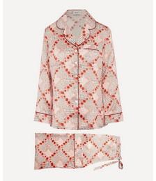 Connie Silk Charmeuse Pyjama Set