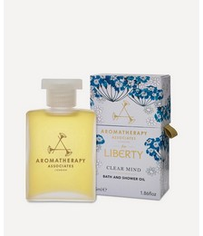x Liberty Clear Mind Bath and Shower Oil 55ml