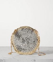 1969 Circle Skyline chainmail shoulder bag