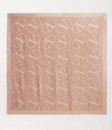 Valentino Garavani silk-blend jacquard scarf