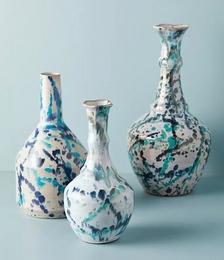 Vernon Splatter Vase