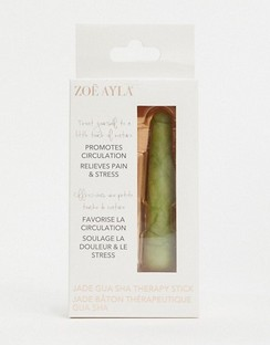 Jade Crystal Gua Sha Therapy Stick