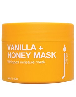 Vanilla + Honey Moisture Mask 50ml