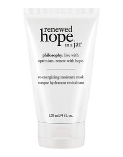 Renewed Hope in a Jar Re-energizing Moisture Sleep Mask