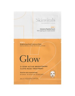 2 Step Face Mask - Glow