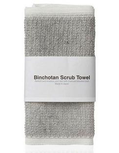Binchotan Body Scrub Towel