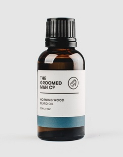 Morning Wood Beard Oil