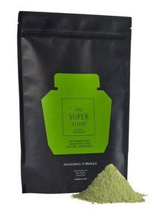 Super Elixir Greens Powder Supplement