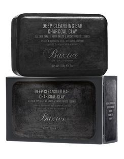 Charcoal Clay Deep Cleansing Bar