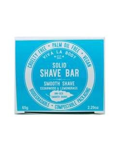 Shave Bar - Smooth Shave (65g)