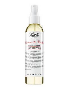 Crème de Corps Nourishing Dry Body Oil