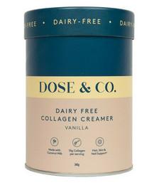 Dairy-Free Collagen Creamer - Vanilla
