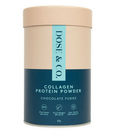 Collagen Protein Powder - Chocolate Fudge
