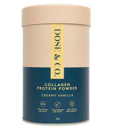 Collagen Protein Powder - Creamy Vanilla