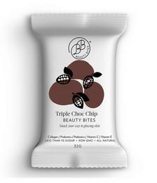 Triple Choc Chip Brownie Beauty Bites