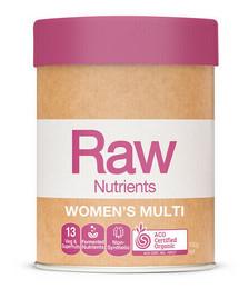 Raw Nutrients Women's Multi