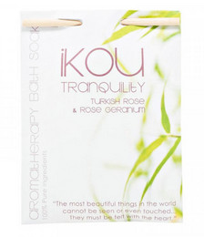 Tranquility 100% Natural Aromatherapy Bath Soak Satchel 125g
