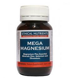 Mega Magnesium - Tablets
