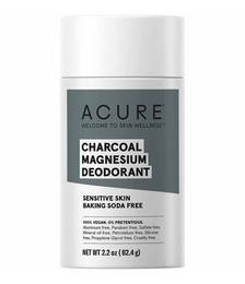 Natural Deodorant - Charcoal Magnesium