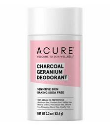 Natural Deodorant - Charcoal Geranium