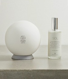 Sol Sphere Diffuser and Refill Set