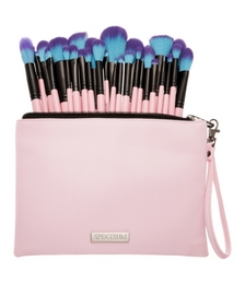 Millennial 30 Piece Brush Set With Pouch