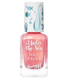Under the Sea Nail Paint - Pinktail 10ml