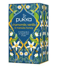 Chamomile, Vanilla and Manuka Honey