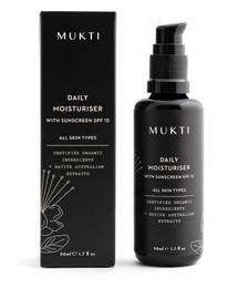 Daily Moisturiser with Sunscreen SPF15 - 50ml