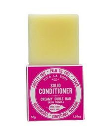 Solid Conditioner - Creamy Curls Bar - 55g