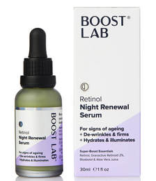 Retinol Night Renewal Serum 30ml