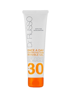 Once A Day Sun Protective Body Gel SPF30
