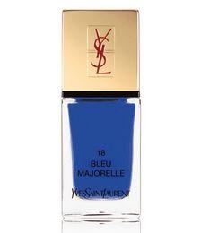 La Laque Couture 18 Bleu Majorelle