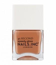 45 Second Speedy Gloss Nail Polish Hustle In Hackney 14ml