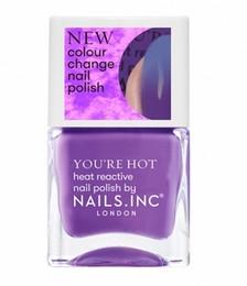 A Hot Minute Colour Changing Nail Polish 14ml
