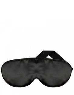 100% Pure Mulberry Silk Sleep Mask - Charcoal