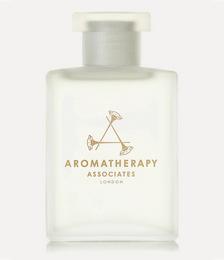Support Lavender & Peppermint Bath & Shower Oil 55ml