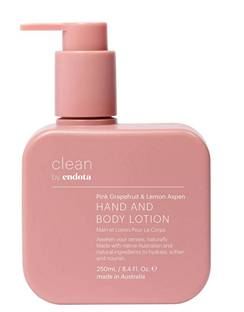 Pink Grapefruit and Lemon Aspen Hand and Body Lotion 250ml