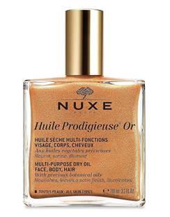 Huile Prodigieuse Or Golden Shimmer Multi-Purpose Dry Oil 100ml