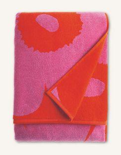 Unikko Bath Towel 75x150 cm