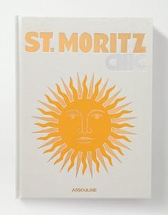 St. Moritz Chic by Dora Lardelli Hardcover Book