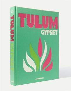 Tulum Gypset by Julia Chaplin Hardcover Book