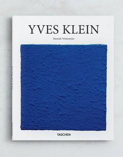 Yves Klein (Taschen's Basic Art Series 2.0) by Hannah Weitemeier