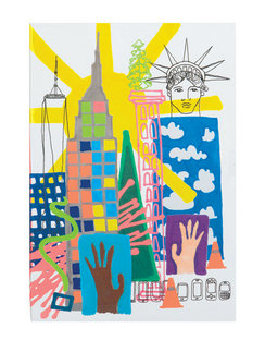 Brian Kenny New York Notebook - A5