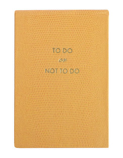 'To Do or Not To Do' Notepad